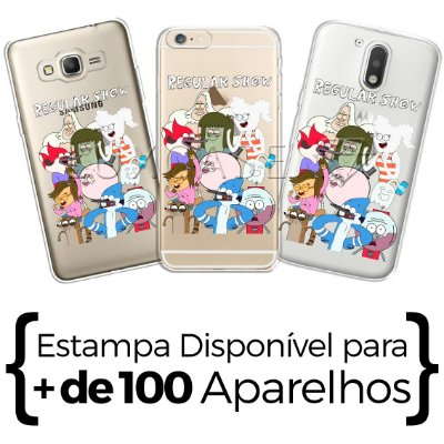 Capinha - Personagens Regular Show