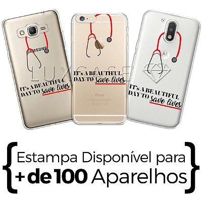 Capinha - Salvar Vidas