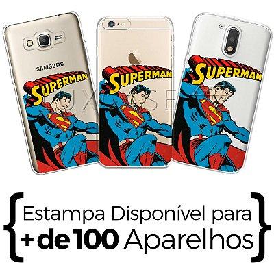 Capinha - Superman Retro