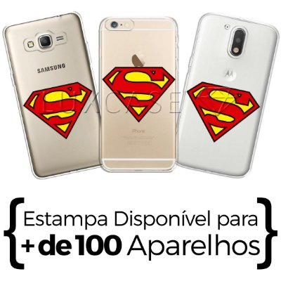 Capinha - Símbolo Superman