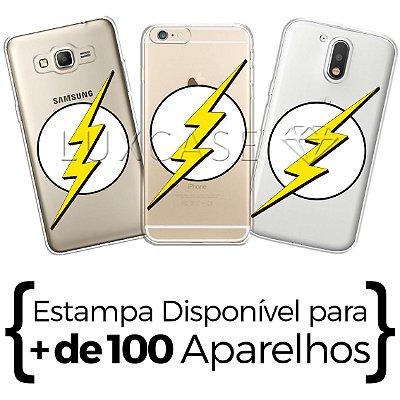 Capinha - Simbolo Flash