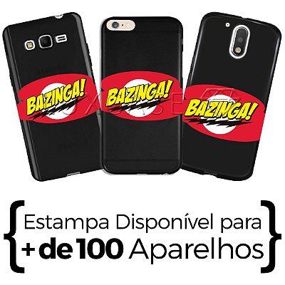 Capinha - Bazinga - Black
