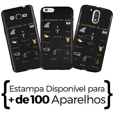 Capinha - Sociedade do Anel - Black