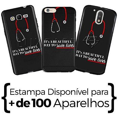 Capinha - Salvar Vidas - Black