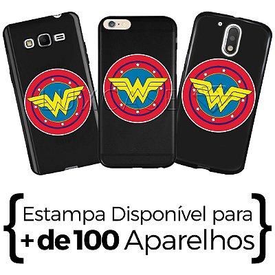 Capinha - Escudo Maravilha - Black