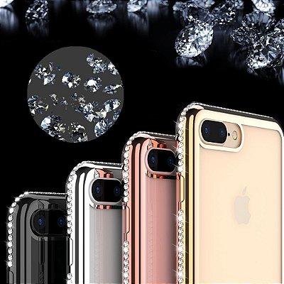 Capinha de Silicone Diamond Lux Bumper