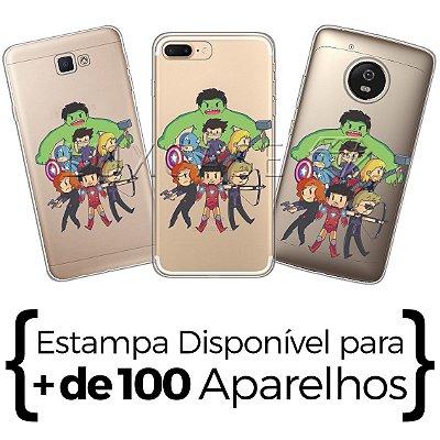 Capinha - Heróis Toy
