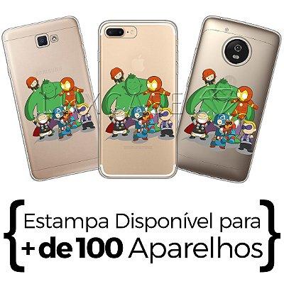 Capinha - Baby Heróis