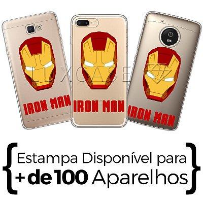 Capinha - Máscara de Ferro