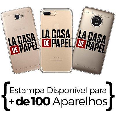 Capinha - La Casa de Papel