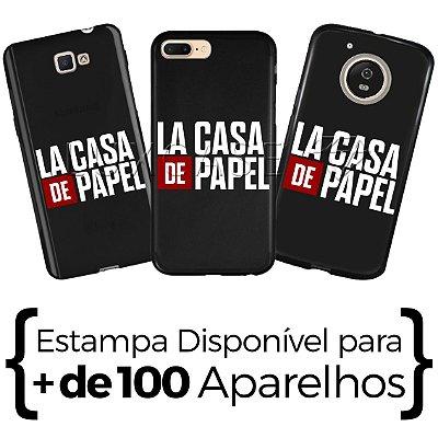 Capinha - La Casa de Papel - Black