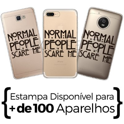 Capinha - Normal People Scare-me