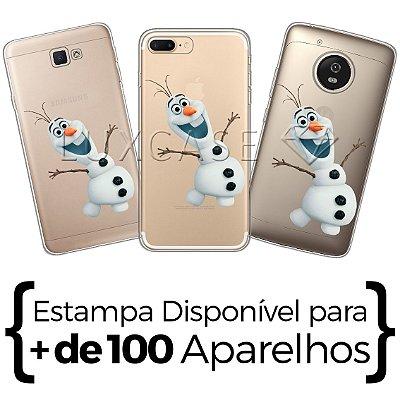 Capinha - Boneco de Neve