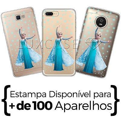 Capinha - Princesa Congelante