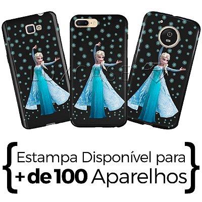 Capinha - Princesa Congelante - Black