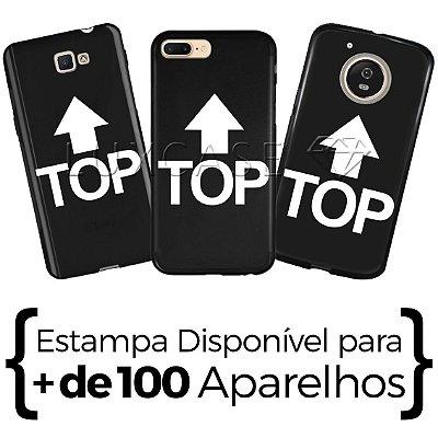Capinha - TOP - Black
