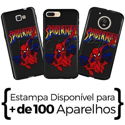 Capinha Aranha - Black