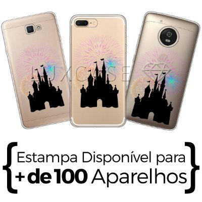 Capinha Magic Casttle