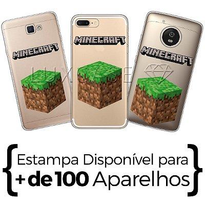 Capinha Minecraft