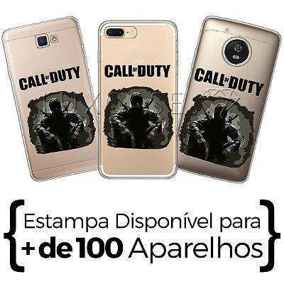 Capinha Call Of Duty