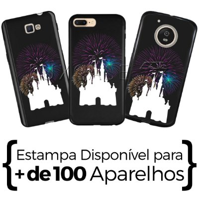 Capinha Magic Casttle - Black