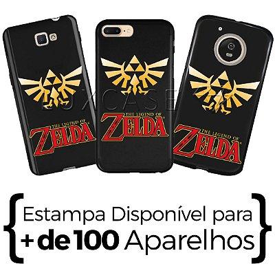 Capinha Zelda - Black
