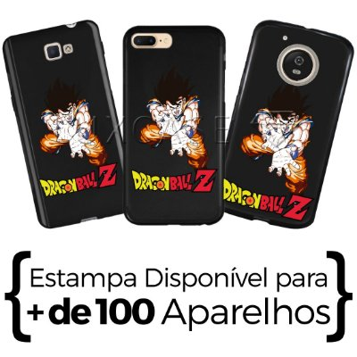 Capinha Dragon Z - Black