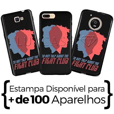 Capinha - Fight Club Faces - Black