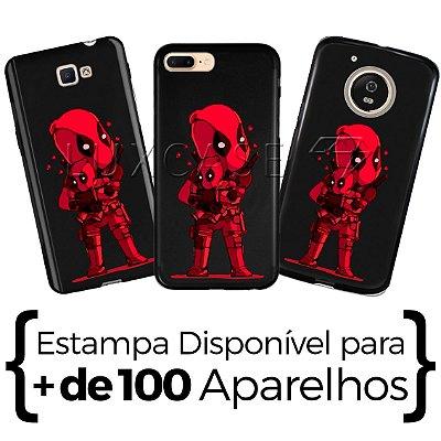 Capinha - Anti-Heroi Love - Black