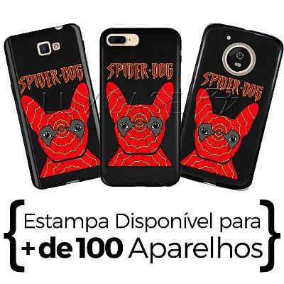Capinha - Spider-Doguinho - Black