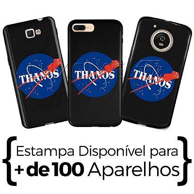 Capinha - Thanos Galáxia - Black