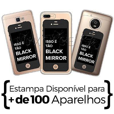 Capinha - Tão Black Mirror