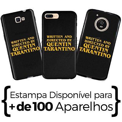 Capinha - Tarantino - Black