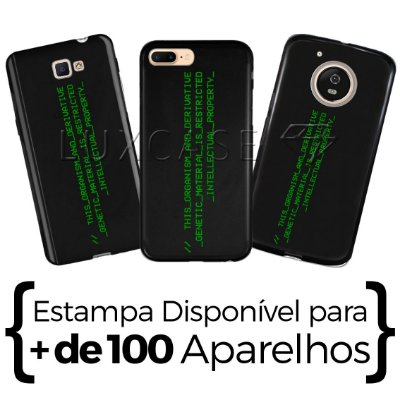 Capinha - Orphan Black - Black