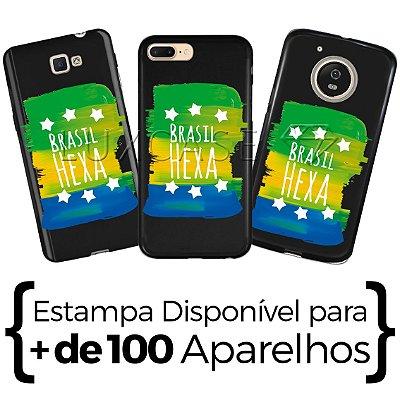 Capinha - Vai Brasil - Black