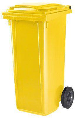 Contentor de Lixo de 120 Litros