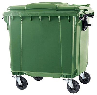 Contentor de Lixo de 1100 Litros - Power Bear