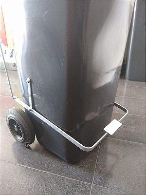 Contentor de Lixo de 120 Litros C/ Pedal