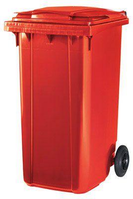 Contentor de Lixo de 240 Litros C/ Pedal