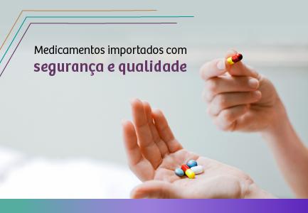 medicamentos importados