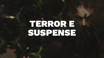 Terror, Horror e Suspense