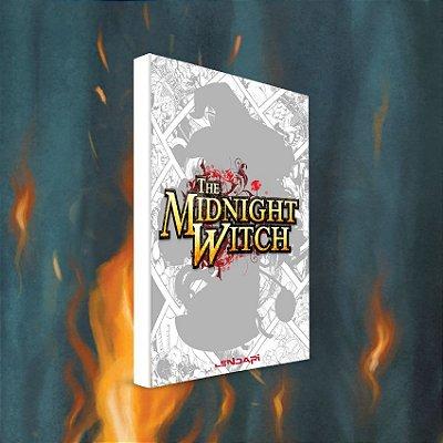 [COMBO THE MIDNIGHT WITCH] Um exemplar + Brindes exclusivos