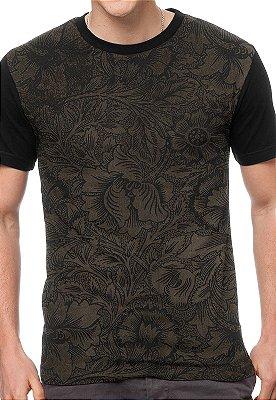 Camiseta - Floral