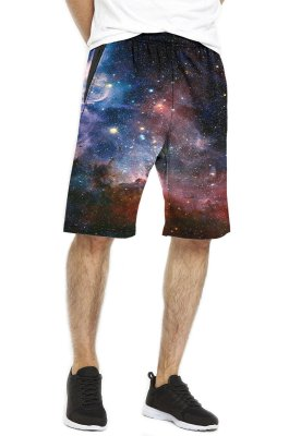 Bermuda - Galaxy - Dry-Fit
