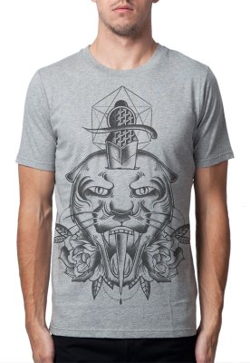Camiseta - Tiger