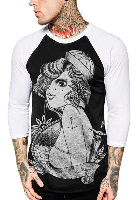 Raglan - Sailor - Manga 3/4