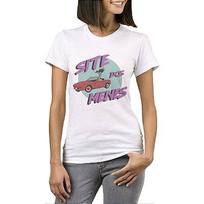 Camiseta Feminina - Avestruz Cadillac - Site dos Menes