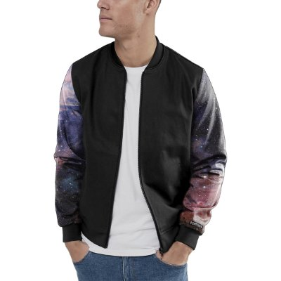 Jaqueta Bomber Chess Clothing Manga Galaxy