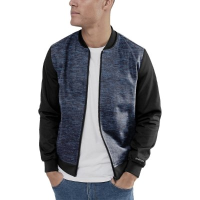 Jaqueta Bomber Chess Clothing Azul