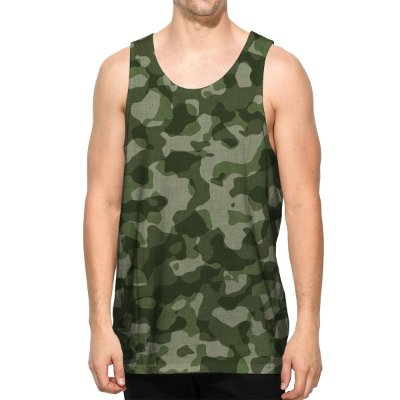 Regata Chess Clothing Camuflada Verde